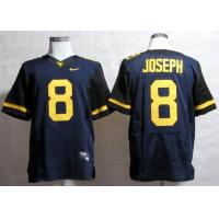 Quality NCAA West Virginia Mountaineers Karl Joseph 8 College Football Elite Jerseys for sale