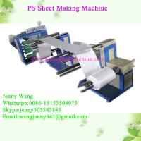 China Machine produce PS foam sheet for apple tray on sale