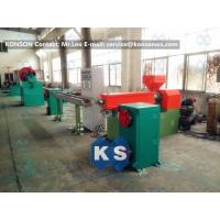 China High Speed Automatic PVC Coating Machine For PVC Galfan Wire Coating wholesale