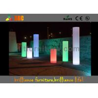 Buy cheap Decoration Carbon Fiber Furniture Light Up Plant Pots 12 ~ 14 Hours Battery Working Time from wholesalers
