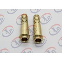 China Non - Standard Brass Tube CNC Precision Parts Brass Joint 0.01KG For Sanitary Ware wholesale