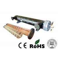China Cotton Insulation Tubular Heat Exchanger Double Circuit Air Conditioning System wholesale