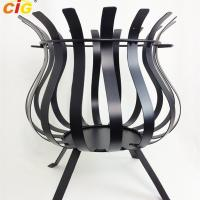 Buy cheap Cauldron BBQ 360mm Diameter Fire Place,Outdoor BBQ Round Fire Place from wholesalers