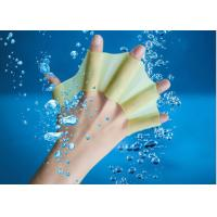 Buy cheap Silicone Webbed Swimming Gloves Cricket For Swimswim and Swimming exerciser from wholesalers