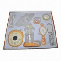 China Newborn Gift Set for Breast Pump with Unique Feature for Soft Massage Pad wholesale