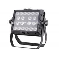 China 20 X 15W LED Disco Stage Wash Led Effect Lights 5 In 1 IP65 Waterproof Floodlight wholesale