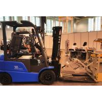 China AC Drive Motors Battery Powered Forklift 3m 2.5T Electric Counterbalance Truck wholesale