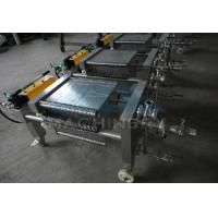 China Stainless Steel Plate and Frame Filter Press Machine wholesale