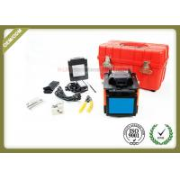 China Multi - Functional FTTH Fiber Optic Fusion Splicing Machine Indoor Cable Splicer wholesale