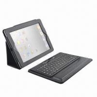 China Mini Keyboard Case for iPad 2/New iPad, with Optional Embossed/Silkscreen Logo and 60pcs wholesale