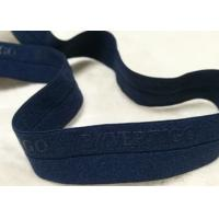Washable High End Clothing Non - Slip Polyester Woven Tape OEM Design