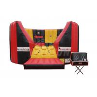 China Fire Retardant Inflatable Competition Vortex Game Customized Size And Color on sale
