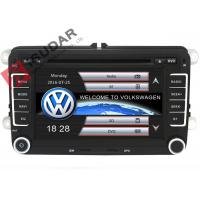 China 7 Inch Double Din Head Unit VW Car DVD Player For Volkswagen Jetta 2005-2013 wholesale