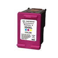 China OEM Printer Ink Cartridges Replacement  For HP 304 With Bright Clean Chip wholesale
