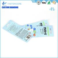 China Promotional Logo Printed OPP Packaging Bags Shopping Plastic Bag wholesale