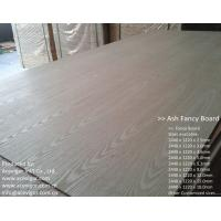 China Ash Fancy Plywood 1220 x 2440mm wholesale