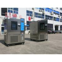 China 408L Temperature Humidity Chamber For Instrument / Automobile / Plastic / Metal wholesale