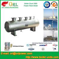 Buy cheap High performance thermal oil boiler drum ORL Power ASME certification manufacturer from wholesalers