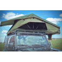 China Tear Resistant Pop Up Vehicle Tent With 2M Extendable Aluminum Ladder wholesale
