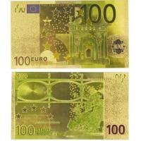 China Foil Banknote Euro 100 World Paper Money Collections wholesale
