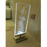 China Acrylic screen laser inner carve wholesale