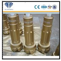 China Gold flat spehircal 6 inch DTH drilling  tools of SD6 drill bit 165 mm wholesale