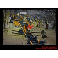 China High Speed Column-beam H-beam Automatic Welding Machine With Flux Feeding System wholesale