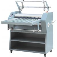 China Wide Format Thermal Laminator Machine , Roll To Roll Laminator DM-650C wholesale
