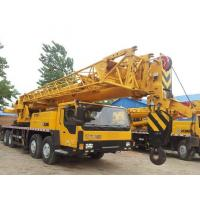 China Luffing Systems Truck Mounted Crane Fully Extended Boom 39.5m Lift Smoothly wholesale