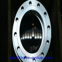 China UNS S32750/1.4410 class 600 RF SCH40 ASTM A182 F53 SAF 2507 Weld Neck Flanges 10 inch wholesale