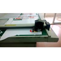 China Printed graphic image sign flatbed cutter wholesale