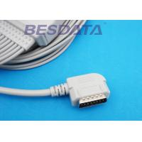 Quality One Piece 10 Leads EKG Cable Compatible for Kenz K131 Electrocardiogram for sale