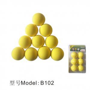 China B102golf eva ball,golf practice ball,good quality balls wholesale
