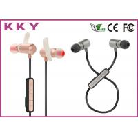 China Wireless CVC Noise Reduction Sports Bluetooth Earphones In Ear Headphone For Traveler wholesale