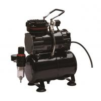 China 1/5HP Piston Miniature Air Compressor For Airbrush Painting With Single Cylinder on sale
