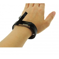 China Reusable Anti Static Wrist Straps With Grounding Wire Alligator Clip wholesale