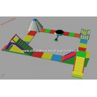 China Customized Inflatable Water Slide Park Child Playground Activities wholesale