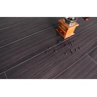 China Brown Bamboo Fiber Wooden Floor Tiles Wood Floor Porcelain Tile 30cm X 60cm wholesale