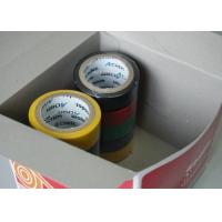 China 0.185mm Thicknes Submarine Cable PVC Electrical Tape For Insulat Joints wholesale