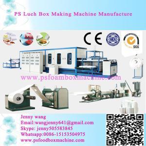 China extruder machine to make ps foam sheet on sale