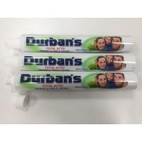 China D28*165mm ABL Laminated Tube with AL Barrier / 7 Colors Printing / Fez Cap wholesale