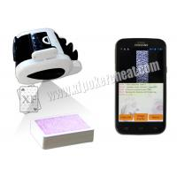China Infrared Money Detector Camera Poker Scanner For Invisible Marked Playing Cards wholesale