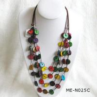 China Coconut Necklace on sale