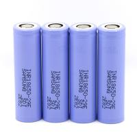 China Samsung 18650 cells ICR18650-29E 2900mah 5C diacharge cells 13A for electric bike wholesale