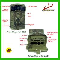 China 12 Megapixel MMS Hunting Camera Acorn Outdoor Covert With Motion Detection surveillance camera on sale