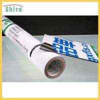 China Black and White PE Aluminum Panel Protective Film For Aluminum Plate Blue Color wholesale