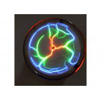 China Colorful  Plasma Lightning Plate 2.5 Inch , Pocket Plasma Disk  With Battery For Kid Toy wholesale