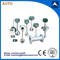 China steam gas flow meter with reasonable price wholesale