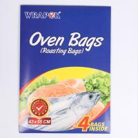 China Household Use Clear Plastic Oven Cooking Bag Oven Turkey Roasting Bags wholesale