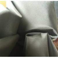 Buy cheap Wovens Polyester Satin Fabric , 400t Poly Taffeta Material Fabric Tear - from wholesalers